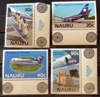 Nauru 1985 MNH** # 303/306 - Nauru