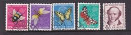 Switzerland Pro Juventute 1954 Used Set - Pro Juventute