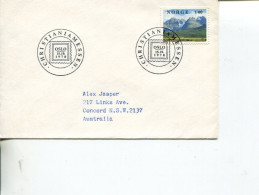 (430) Norway FDC Cover - 1978 - FDC