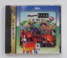 Sega Saturn Japanese : Theme Park T-10605G - Sega