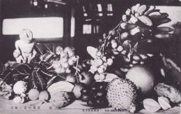 Palau - Special Fruits, Japan's Vintage Postcard - Palau