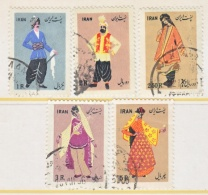 1 RAN  1015-19   (o)   COSTUMES - Iran