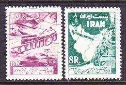 1 RAN   1103-4    (o)   TRAIN   BRIDGE - Iran