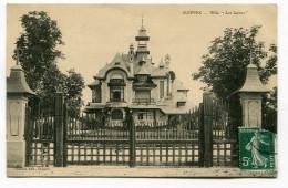 CPA  51   :  SUIPPES    Villa Les Laines           A  VOIR  !!!!!!! - Other Municipalities