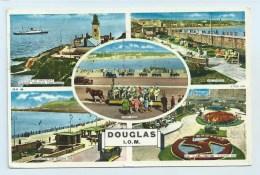 Douglas - Multiview - Tuck - Isle Of Man