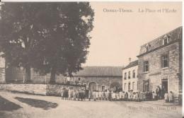 ONEUX-THEUX La Place Et L'ecole - Theux