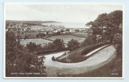 Ramsey From Hairpin Corner, I.O.M. - Valentine - Isle Of Man