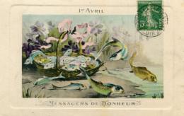 PREMIER AVRIL(POISSON) - 1er Avril - Poisson D'avril