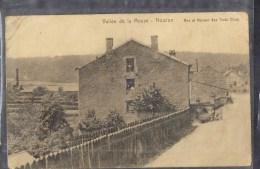 NOUZON . Rue Et Maison Des Trois Obus . Etat . - Other Municipalities