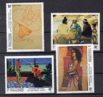 POLYNESIE    Timbres Neufs ** De 1993   ( Ref 2981 ) Art - Peinture - Nuovi