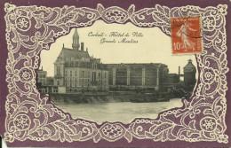 CORBEIL -- Hôtel De Ville - Grands Moulins -- - Corbeil Essonnes