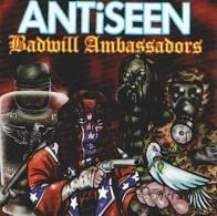 ANTISEEN - Badwill Ambassadors - LP - SCAREY RECORDS - PUNK - Punk
