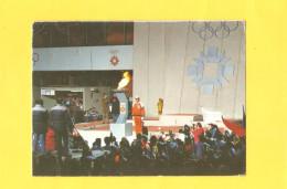 Postcard - Bosnia, Sarajevo, Olympic Games 1984      (V 28556) - Bosnia And Herzegovina