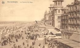 BLANKENBERG - Le Casino Et La Digue - Belgique