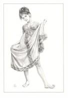 Aslan - Carte Postale érotique - Sexy Nude Nº 6 Elsa, Limited Edition - Size: 15x10 Cm. Aprox. - Aslan
