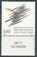 ISRAEL 1979 MI-NR. 790 ** MNH (156) - Nuovi (con Tab)