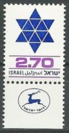 ISRAEL 1979 MI-NR. 812 ** MNH (156) - Nuovi (con Tab)