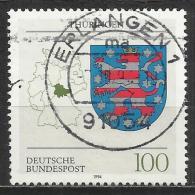1994 Germania Federale - Francobollo Usato / Used - N. Michel 1716 - [7] Repubblica Federale