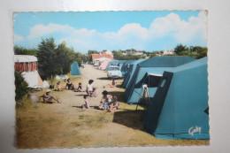 85 : Croix De Vie - Camping De La Plage ( ( Animation , Voiture ) - Saint Gilles Croix De Vie
