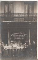 BRUXELLES  Maison Honore-thauvoye  Epicerie - Straßenhandel Und Kleingewerbe