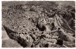 Algérie- CONSTANTINE- Vue Générale-Scans Recto-verso - Constantine
