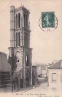 Cp , 78 , MANTES , La Tour Saint-Maclou - Mantes La Ville