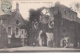 Cp , 78 , VAUX-de-CERNAY , L'Abbaye , L'Église Ogival - Vaux De Cernay