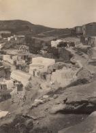 Photo Ancienne Grande Canaries Espagne Troglodytes - Lieux