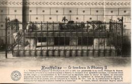 Belgique. Houffalize. Le Tombeau De Thierry II - Houffalize