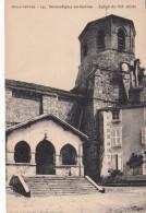 Cp , 79 , SECONDIGNY-en-GATINÉ , Église Du XIIe S. - Secondigny