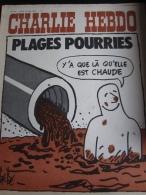 CHARLIE HEBDO N°91.   1972 (couverture De Gébé) - Magazines Et Périodiques