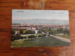 Skoplje  Izgled Sa Groblja - Macédoine