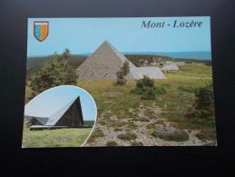 MONT-LOZERE  Le Col De Finiels  Années 70 - France