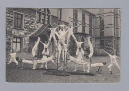 AK ZHs Zürich 1912-07-01 Zürich Abstinenten Turnverein Foto Wilh. Schrader - ZH Zurich