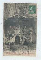 Saint-Michel-sur-Orge (91) : La Grotte Et La Fontaine Miraculeuse Sur La Route De Sainte-Geneviève-des-Bois En 1908 (PF. - Saint Michel Sur Orge