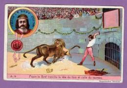 Pepin Le Bref Trancha Tete Du Lion Et  Taureau La Petite Histoire De France Edition Julien Damoy - Ferrieres En Gatinais - Histoire
