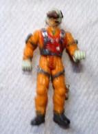 ANCIENNE Figurine GIJoe Vintage CHAP MEI BON ETAT - GIJoe