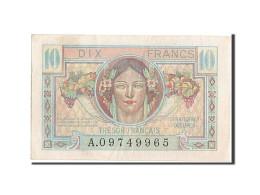 France, 10 Francs, 1947 French Treasury, 1947, 1947, KM:M7a, TTB+, Fayette:VF... - Treasury