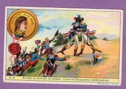 Carnot A Wattignies 1793 - Carnot Et Duquesnoy -  La Petite Histoire De France Edition Julien Damoy - Histoire