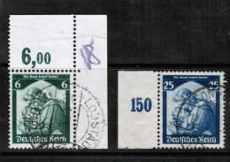 GERMANY  Scott # 448-51 VF USED W/tabs - Germany