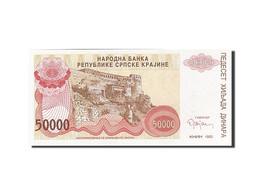 Croatie, 50,000 Dinara, 1993, KM:R21a, 1993, NEUF - Croatie