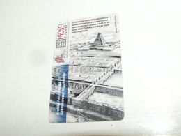 Babylon Iraq SEMIRAMIS 1995 Phonecard Hungary - Cultural