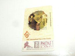 Jan Van Eyck The Marriage Of Giovanni Arnolfini And Giovanna Cenami Netherland 1994 Phonecard Hungary - Pittura