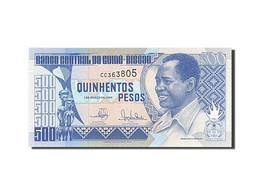 Guinea-Bissau, 500 Pesos, 1990, KM:12, 1990-03-01, NEUF - Guinea-Bissau