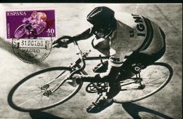 8681 Spain, Maximum 1960,  Cycling,  Cyclisme, Radfahrt  (poblet) - Cycling