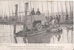 BELGIQUE Armee Belge  Sur Le Canal De L´yser - België