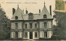 Dép 78 - Chateaux - Auffargis - Château De Villequoy - Bon état Général - Auffargis