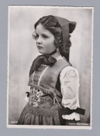 AK Motiv Trachten & Folklore 1952-10-14 Automobilbureau Appenzeller Tracht Foto Gross #22376 - Costumes