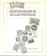 IDENTIFICACION DE SELLOS POSTALES POR ROBERTO KRISTENSEN 32 PAGINAS CON UN APENDICE SUPLEMENTARIO DE RICARDO - Manuales