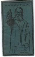 Claudius Severus [ps. Lodewijk Severeyns], Vlaandren's Weezang Aan Zuid- En Noord-Nederland - Guerre 1914-18